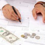 подписание договора на займ