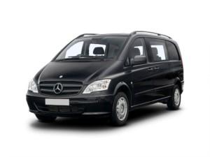 Услуга микроавтобусы и минивэны с водителем